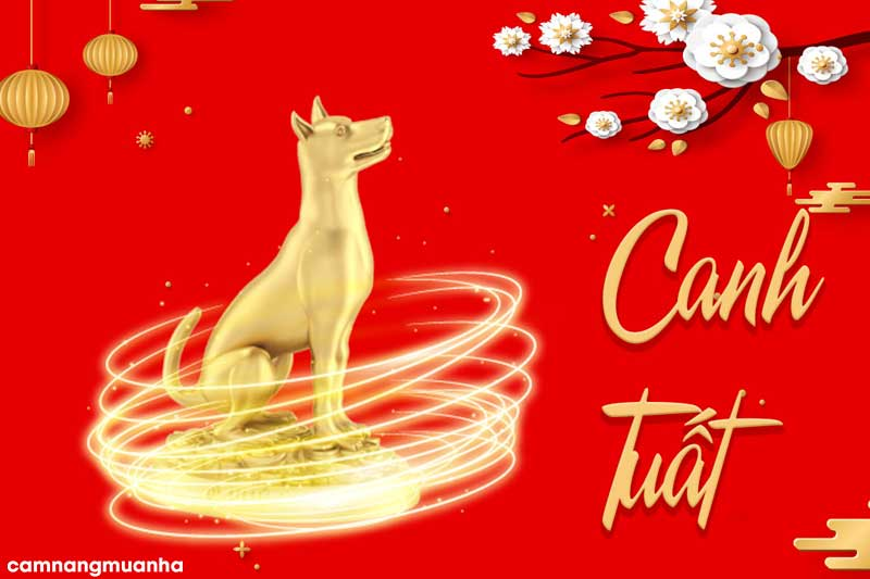 phong thuy tuoi canh tuat